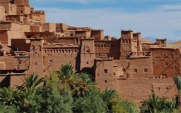 Desert trip from Marrakech to zagora